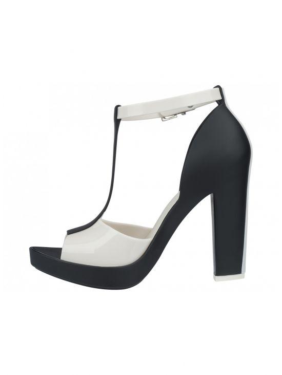 Sandály na podpatku Melissa BITE M31455a