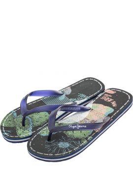 Pánské pantofle žabky Pepe Jeans HAWI