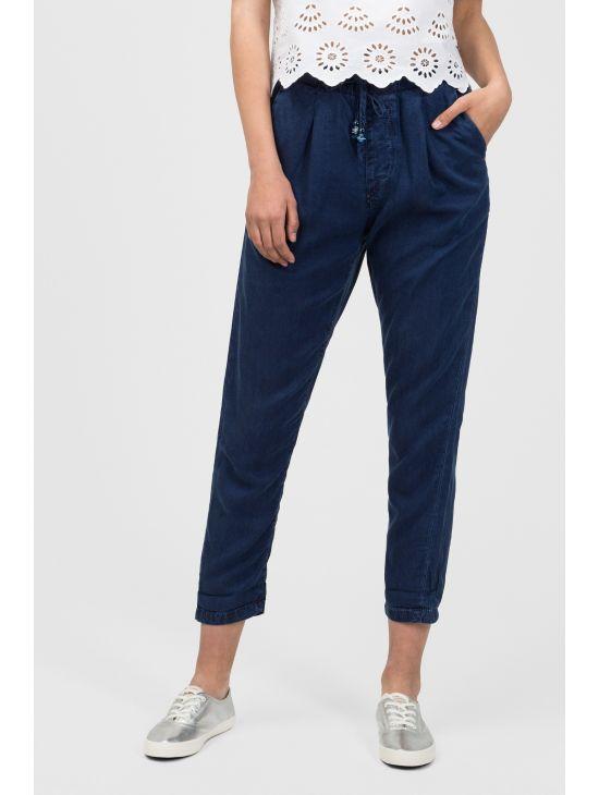 35772501b72a Dámské letní modré kalhoty Pepe Jeans DONNA - 919 CONCEPT STORE