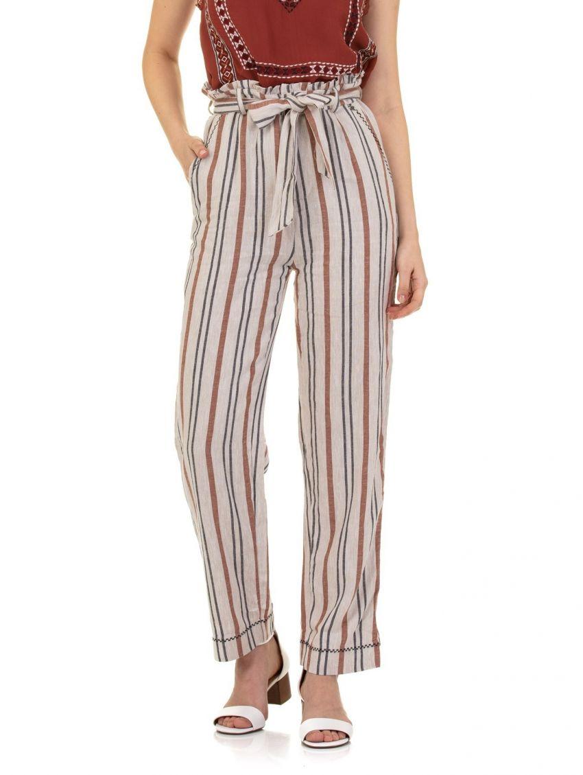 4a3577229e9d Dámské letní pruhované kalhoty Pepe Jeans LINETTE - 919 CONCEPT STORE