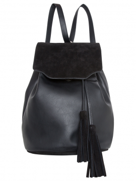 Dámský černý batoh Pepe Jeans MAHON