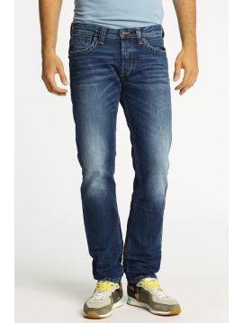 Pánské modré džíny bez elastanu Pepe Jeans CASH