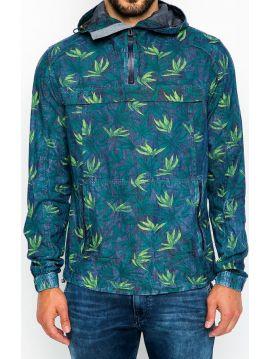 Volnočasová bunda s kapucí Pepe Jeans NEIL
