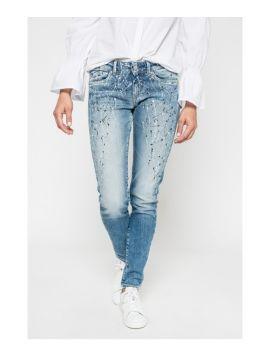 Dámské modré džíny Pepe Jeans PIXIE FLICK