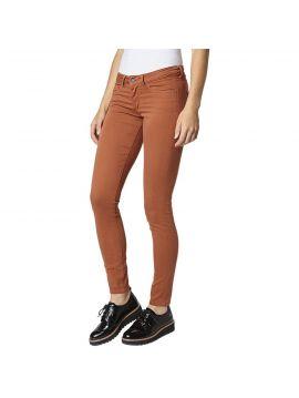 Cihlové kalhoty Pepe jeans NEW BROOKE