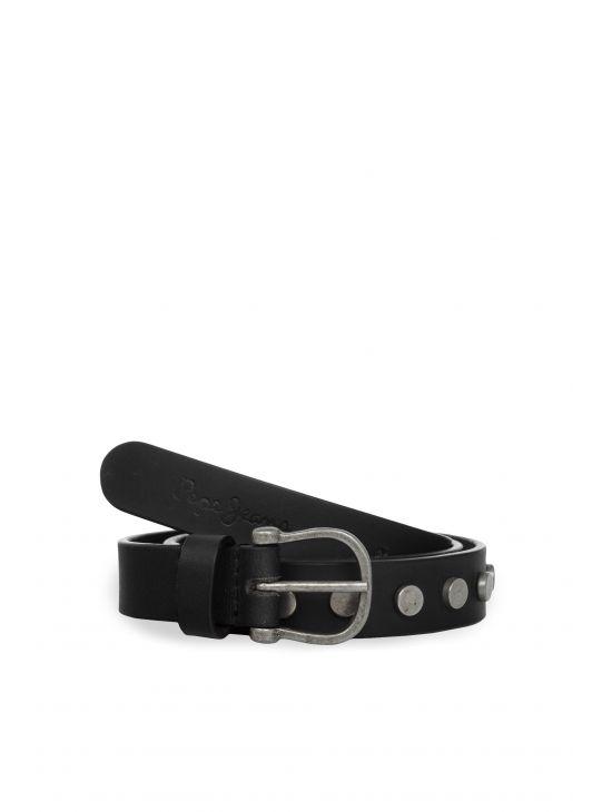 6d4974ef657 Dámský užší okovaný pásek Pepe Jeans Margaret. Loading zoom