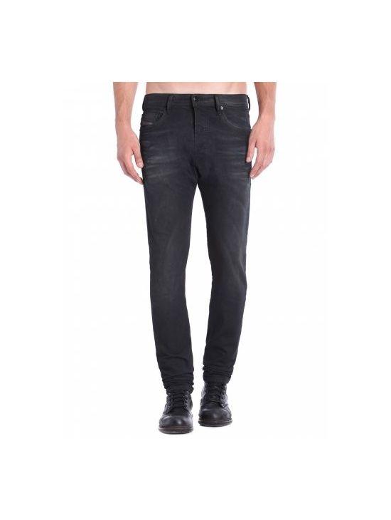 Pánské tmavě šedé klasické džíny Diesel IAKOPa