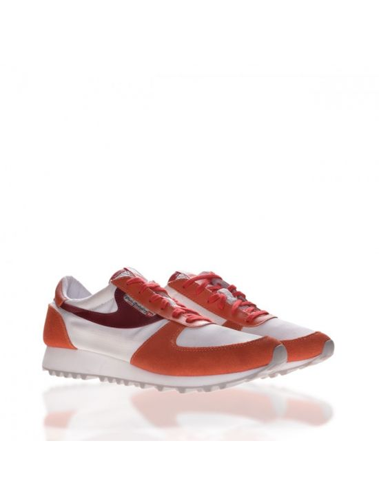 Tenisky bílo oranžové Diesel SHERUN