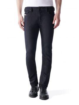 Slim džíny z RAW denimu Diesel THAVAR 0607Aa