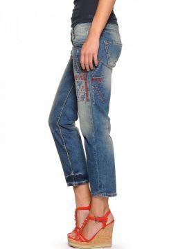 Dámské tříčtvrteční džíny Pepe Jeans LOHRIb