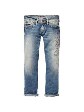 Dámské tříčtvrteční džíny Pepe Jeans LOHRI