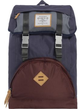 Modrý batoh Pepe Jeans PEMBRIDGE NORTH