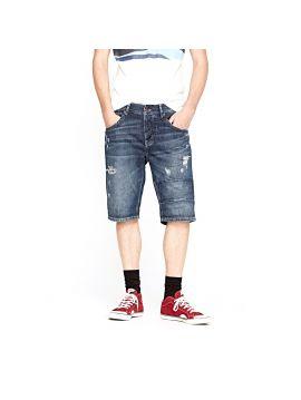 Džínové kraťasy pod kolena Pepe Jeans FLINT