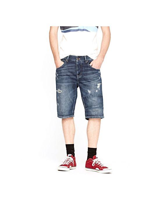 Džínové kraťasy pod kolena Pepe Jeans FLINT - 919 CONCEPT STORE 0bfbca3868