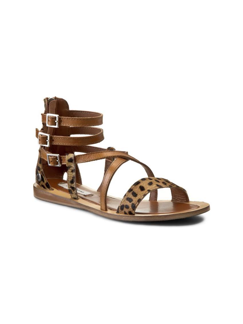 72053f674a9 Páskové kožené sandály Pepe Jeans GAYTON - 919 CONCEPT STORE